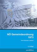 proLIBRIS VerlagsgesmbH |  NÖ Gemeindeordnung 1973 | Buch |  Sack Fachmedien