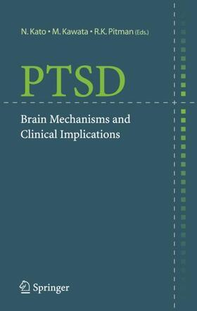 Kato / Kawata / Pitman | PTSD | Buch | sack.de
