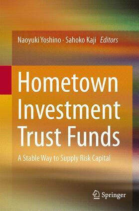 Kaji / Yoshino | Hometown Investment Trust Funds | Buch | sack.de
