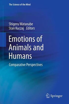 Watanabe / Kuczaj | Emotions of Animals and Humans | Buch | sack.de