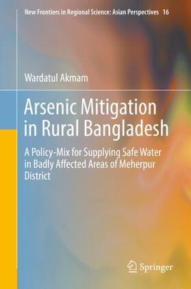Akmam | Arsenic Mitigation in Rural Bangladesh | Buch | sack.de