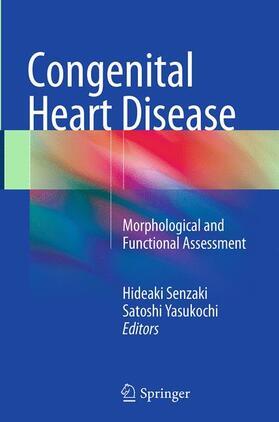 Senzaki / Yasukochi | Congenital Heart Disease | Buch | sack.de