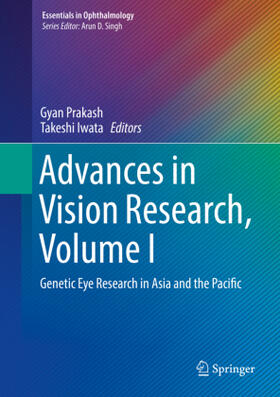 Prakash / Iwata | Advances in Vision Research, Volume I | Buch | sack.de