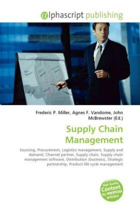 Miller / Vandome / McBrewster | Supply Chain Management | Buch | sack.de
