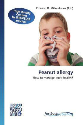 Peanut allergy | Buch | sack.de
