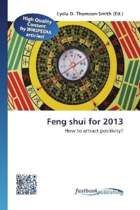 Feng shui for 2013   Buch   sack.de