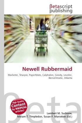 Surhone / Timpledon / Marseken   Newell Rubbermaid   Buch   sack.de