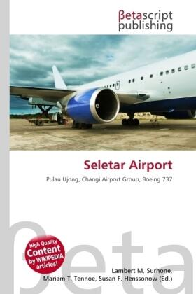 Surhone / Timpledon / Marseken | Seletar Airport | Buch | sack.de