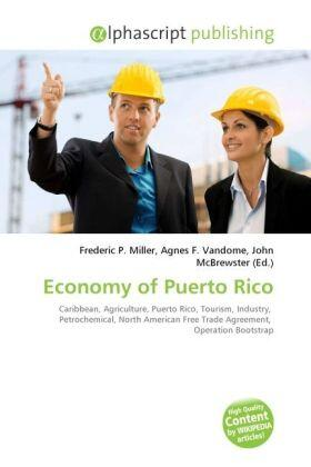 Miller / Vandome / McBrewster | Economy of Puerto Rico | Buch | sack.de