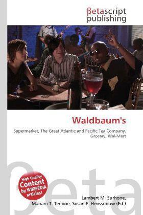 Surhone / Timpledon / Marseken | Waldbaum's | Buch | sack.de