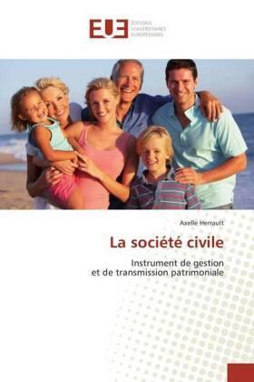 La Société Civile   Buch   sack.de