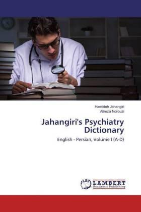 Jahangiri's Psychiatry Dictionary | Buch | sack.de