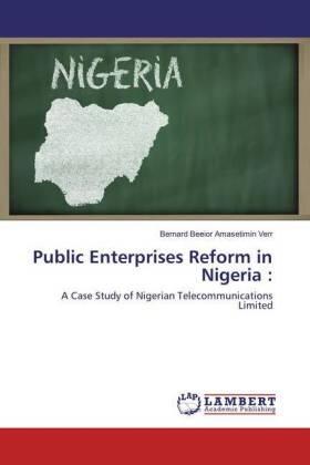 Public Enterprises Reform in Nigeria : | Buch | sack.de