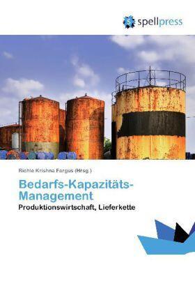 Fergus   Bedarfs-Kapazitäts-Management   Buch   sack.de