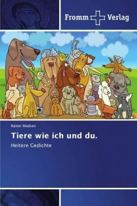 Tiere wie ich und du. | Buch | sack.de
