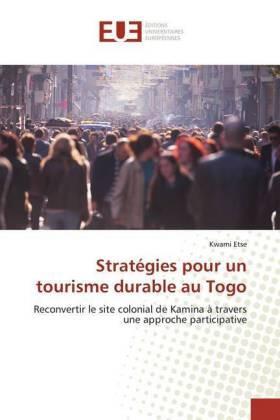Stratégies pour un tourisme durable au Togo | Buch | sack.de