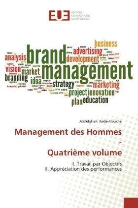 Kada-Kloucha | Management des Hommes - Quatrième volume | Buch | sack.de