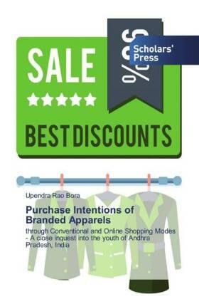 Purchase Intentions of Branded Apparels | Buch | sack.de