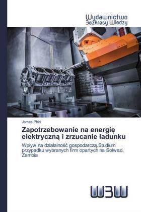 Zapotrzebowanie na energie elektryczna i zrzucanie ladunku   Buch   sack.de