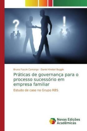 Práticas de governança para o processo sucessório em empresa familiar | Buch | sack.de