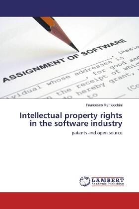 Rentocchini | Intellectual property rights in the software industry | Buch | sack.de