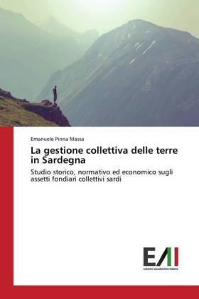 Pinna Massa | La gestione collettiva delle terre in Sardegna | Buch | sack.de