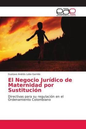El Negocio Jurídico de Maternidad por Sustitución   Buch   sack.de
