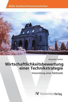 Görden | Wirtschaftlichkeitsbewertung einer Technikstrategie | Buch | sack.de