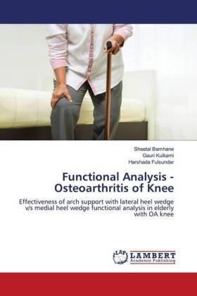 Functional Analysis - Osteoarthritis of Knee | Buch | sack.de