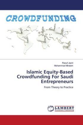 Islamic Equity-Based Crowdfunding For Saudi Entrepreneurs | Buch | sack.de