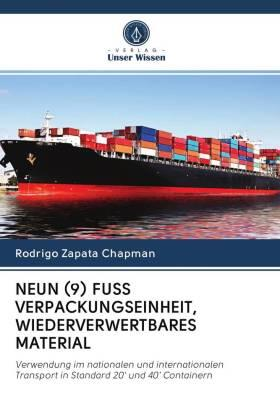 NEUN (9) FUSS VERPACKUNGSEINHEIT, WIEDERVERWERTBARES MATERIAL | Buch | sack.de