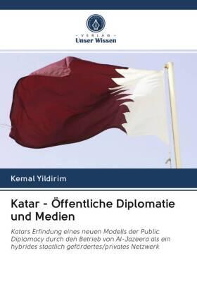 Katar - Öffentliche Diplomatie und Medien | Buch | sack.de
