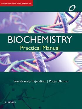 Rajendiran / Dhiman   Biochemistry Practical Manual   Buch   sack.de