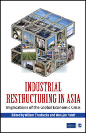Thorbecke / Hsieh   Industrial Restructuring in Asia   Buch   sack.de
