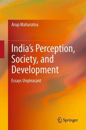 Maharatna   India's Perception, Society, and Development   Buch   sack.de