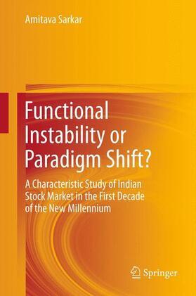 Sarkar | Functional Instability or Paradigm Shift? | Buch | sack.de