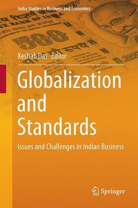 Das | Globalization and Standards | Buch | sack.de