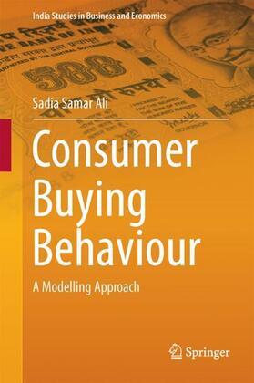 Samar Ali | Consumer Buying Behaviour | Buch | sack.de