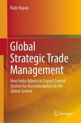 Nayan | Global Strategic Trade Management | Buch | sack.de