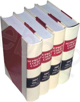Supreme Court Cases-(Labour & Servises)-2008-FULL SET | Buch | sack.de