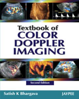Bhargava | Textbook Of Color Doppler Imaging | Buch | sack.de