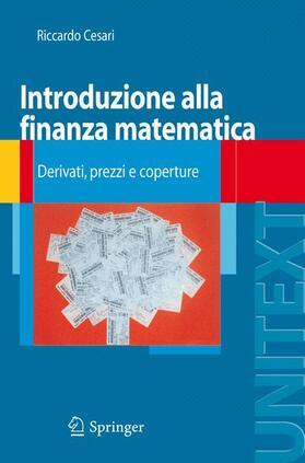 Cesari   Introduzione alla finanza matematica   Buch   sack.de
