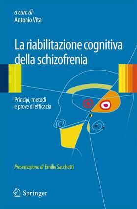 Vita | La riabilitazione cognitiva della schizofrenia | Buch | sack.de