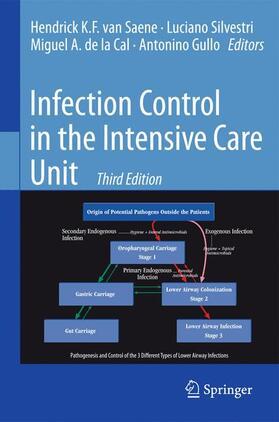 Silvestri / de la Cal / Gullo   Infection Control in the Intensive Care Unit   Buch   sack.de