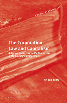 Baars | The Corporation, Law and Capitalism | Buch | sack.de