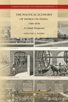 Nadri | The Political Economy of Indigo in India, 1580-1930 | Buch | sack.de