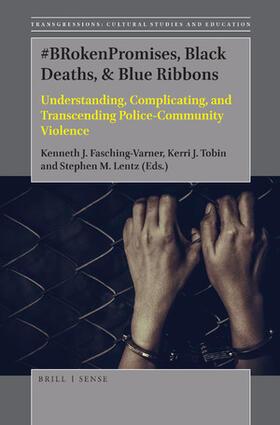 #BRokenPromises, Black Deaths, & Blue Ribbons | Buch | sack.de