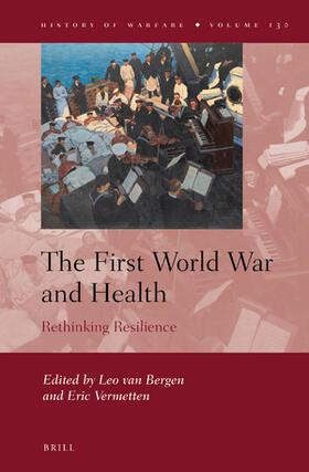 The First World War and Health | Buch | sack.de