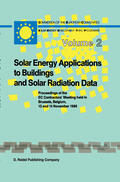 Steemers    Solar Energy Applications to Buildings and Solar Radiation Data   Buch    Sack Fachmedien