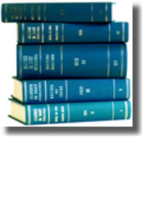 Academie de Droit International de la Haye | Recueil des cours, Collected Courses, Tome/Volume 105 (1962); . | Buch | sack.de